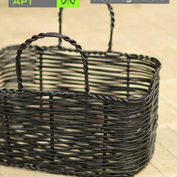 МАФ корзина из металла от производителя Кольчуга АРТ
