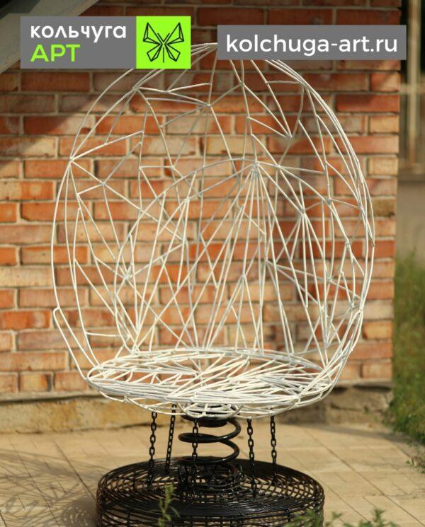 Стул для сада из металла в стиле Энвайронмент от производителя.